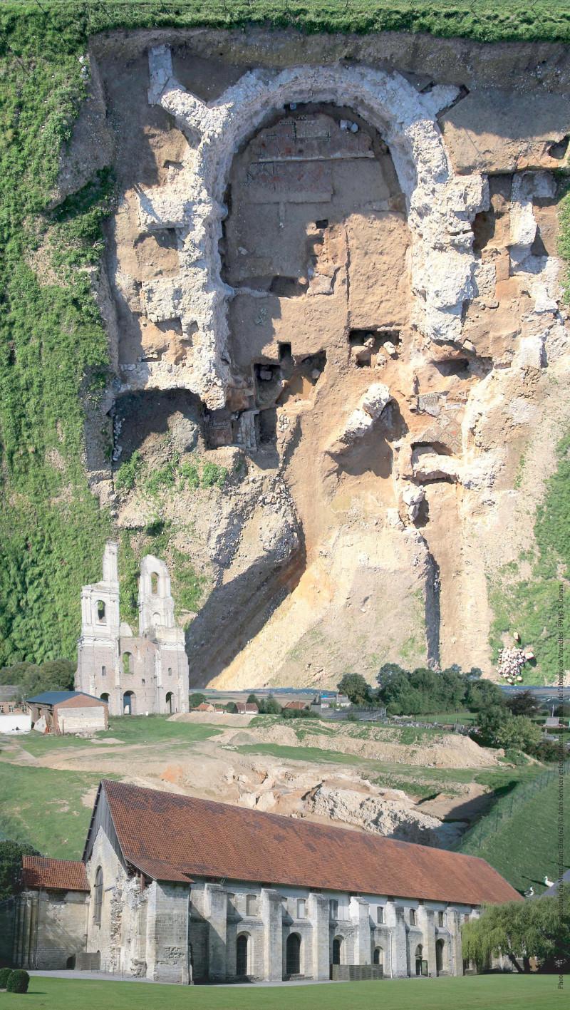 """Colloque """"L'architecture religieuse et monastique dans le nord de la France et régions limitrophes (XIe-XIIIe siècles)"""""""
