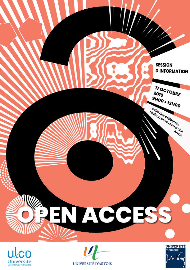 Session d'information sur l'Open Access