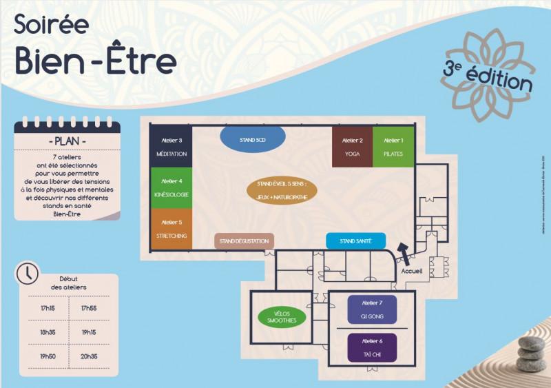 SOIREE BIEN-ETRE 3E EDITION 10 MARS 2020 A ARRAS