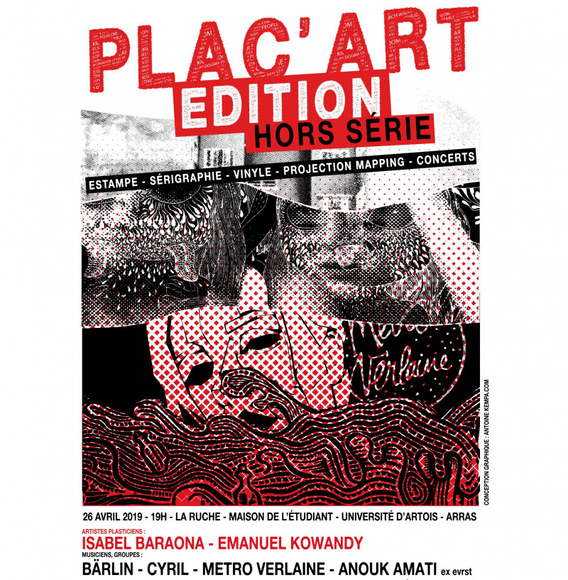 Concert Plac'art édition Hors-série